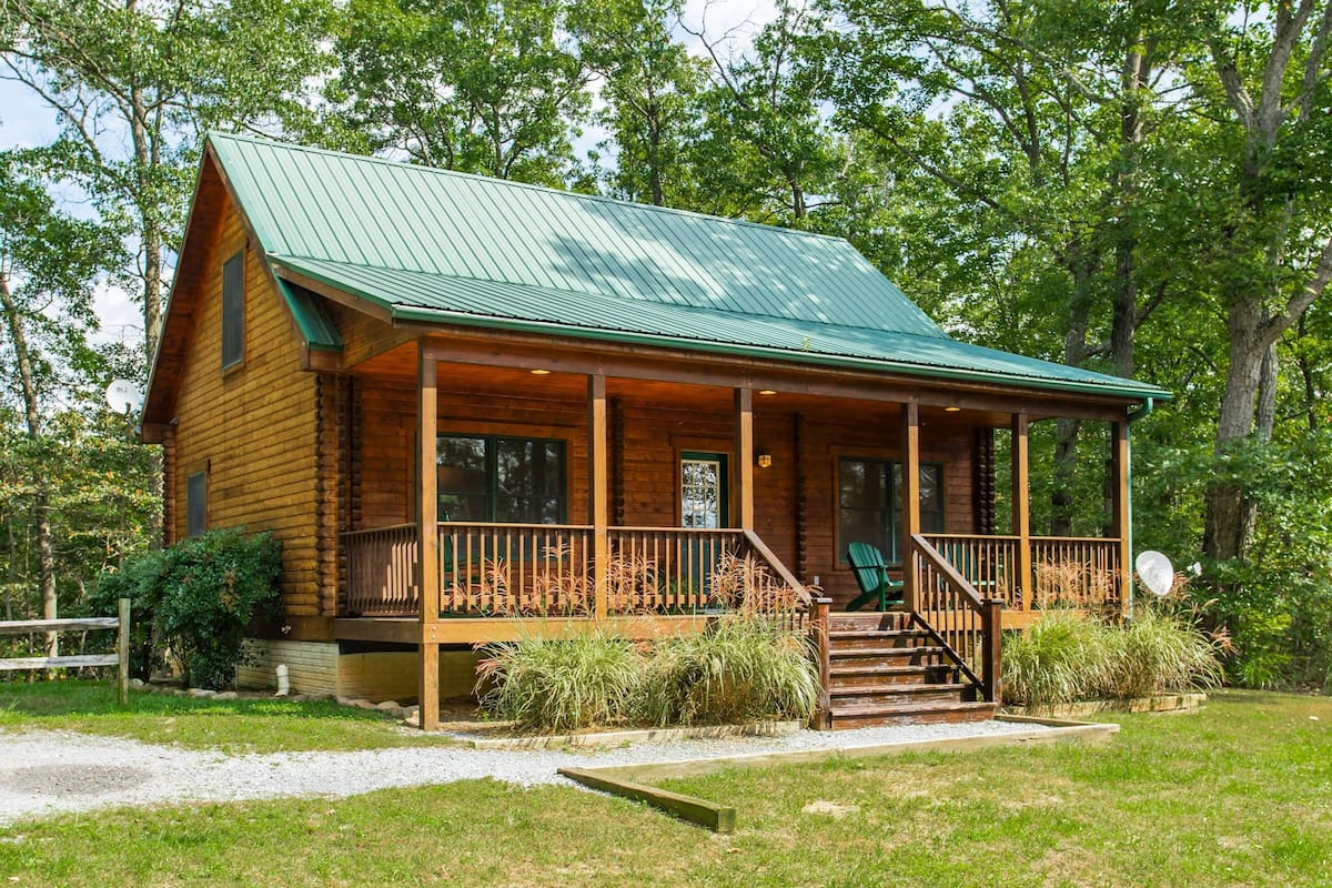 Best Cabin Airbnb Virginia
