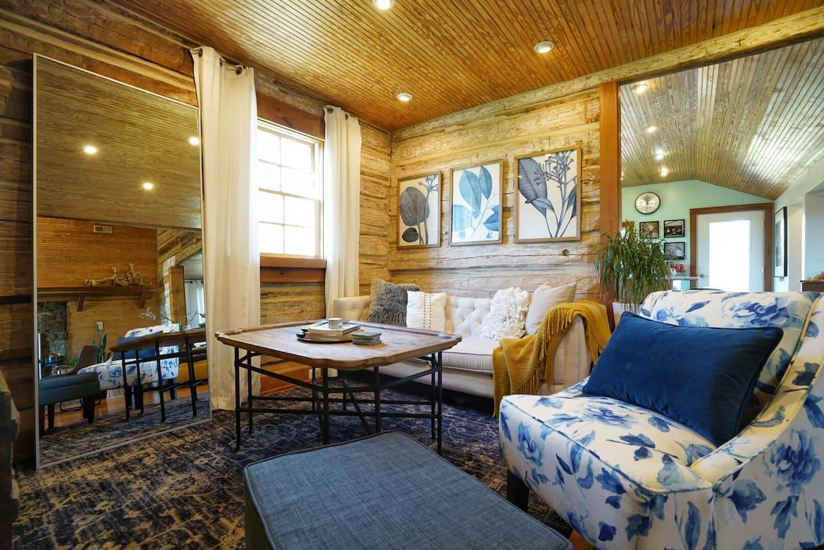 Cabin Rentals Virginia Airbnb