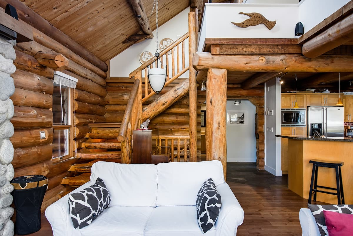Coolest Airbnb in Vancouver Canada