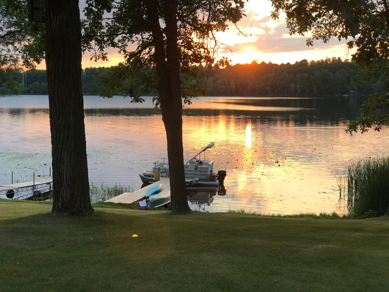 Cuyuna Lake Cabin Minnesota