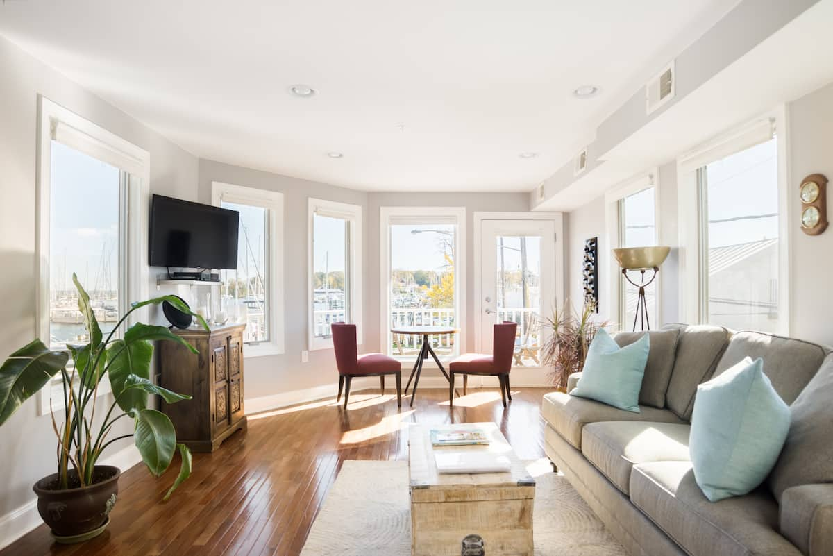 Luxury Airbnb Annapolis