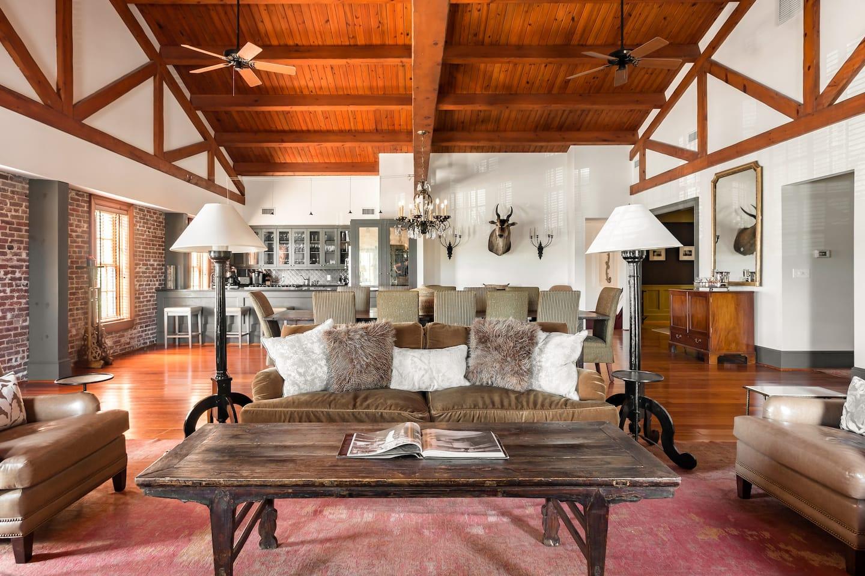 Luxury Airbnb South Carolina