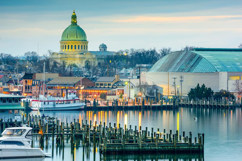 Luxury Annapolis Airbnb