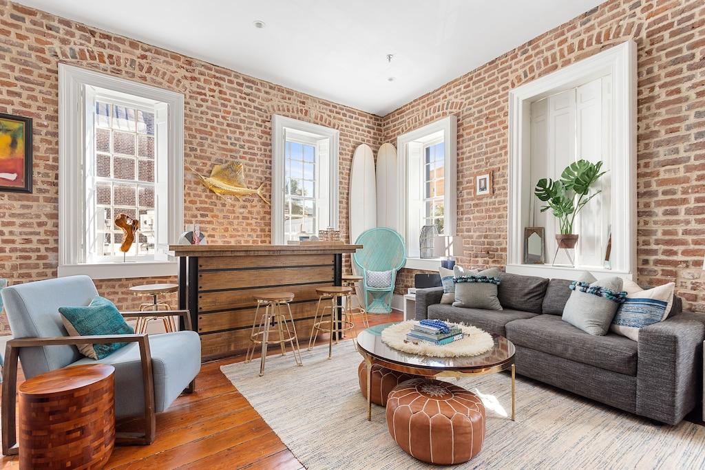 Luxury Charleston Vacation Rental