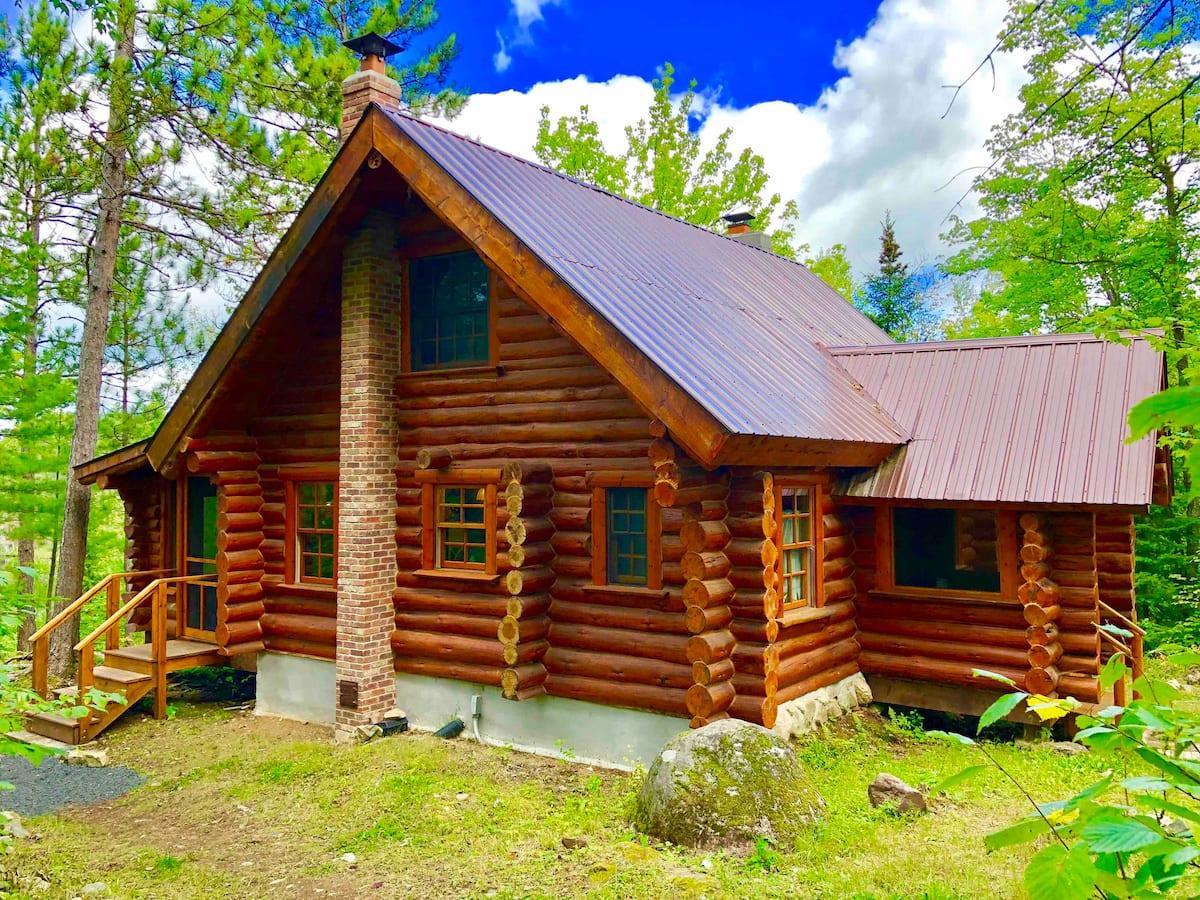 Minnesota Cabin Airbnb