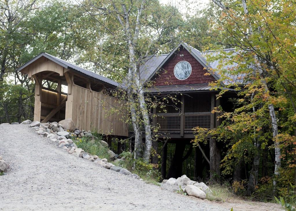 Minnesota Treehouse