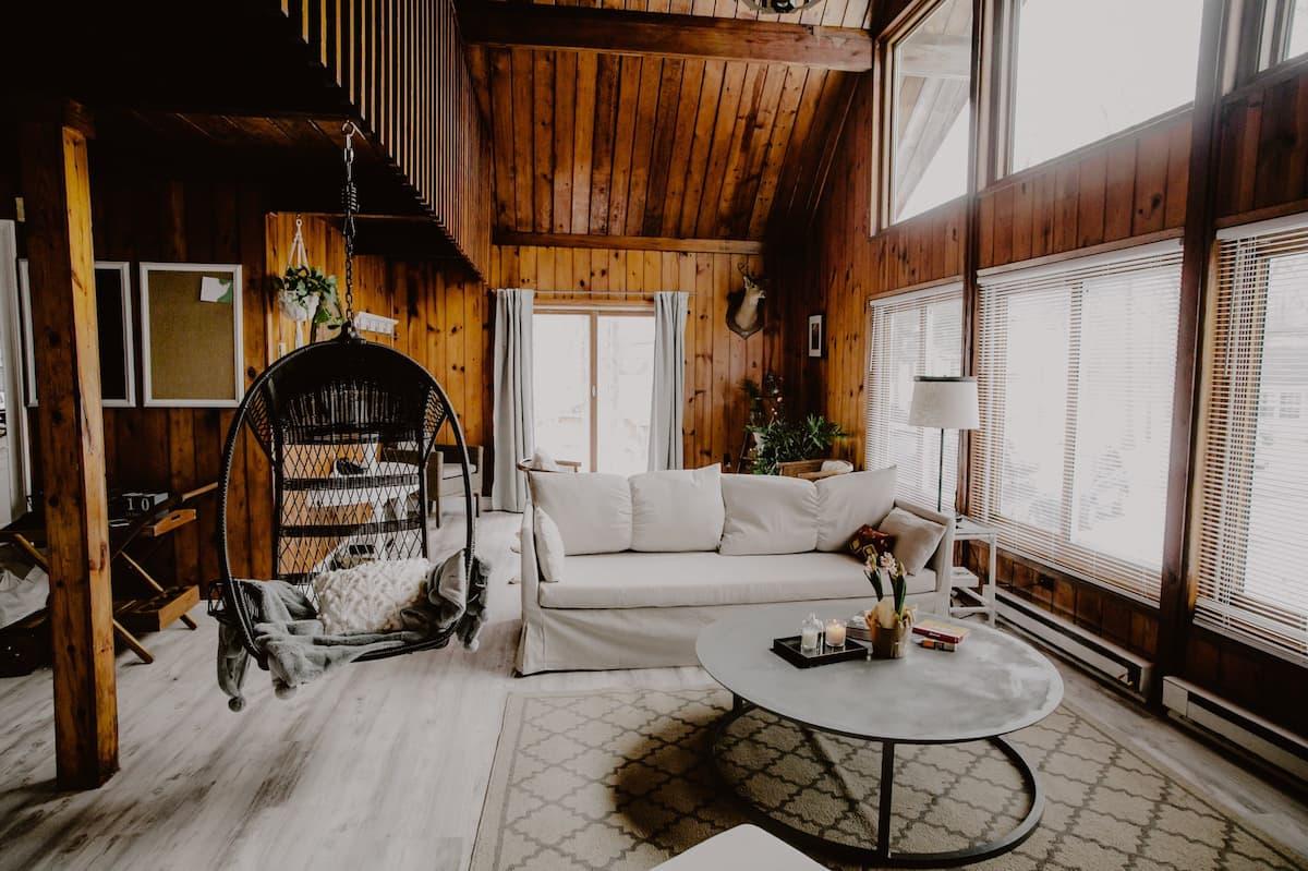 Oak Cabin at Pocono Mountains Airbnb