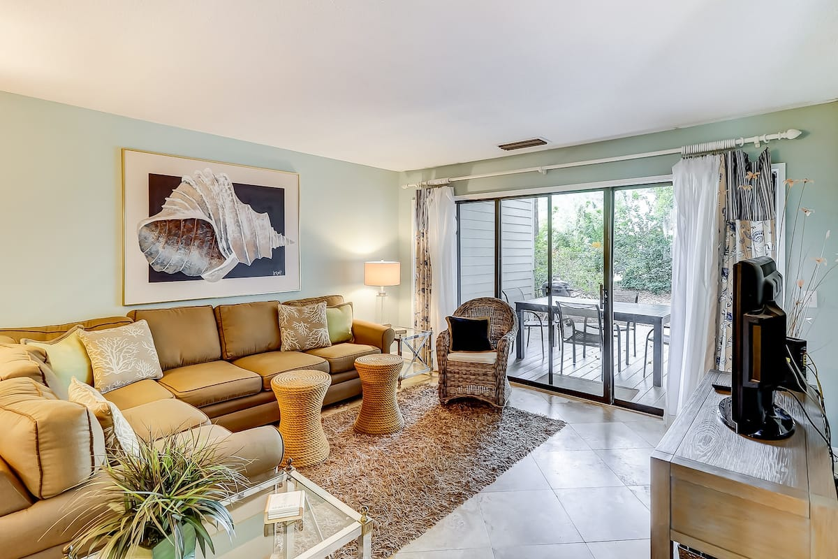 Pet Friendly Airbnb Hilton Head
