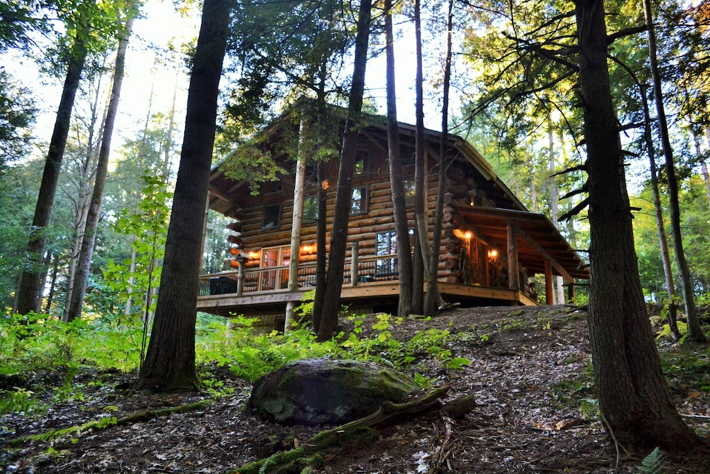 Secluded Cabin in Pennsylvania