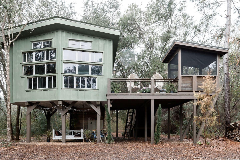 South Carolina Unique Cabin Airbnb