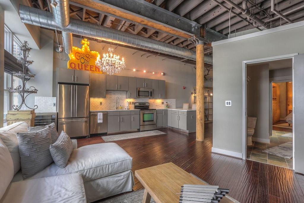 Taylor Loft Nashville Vacation Rental