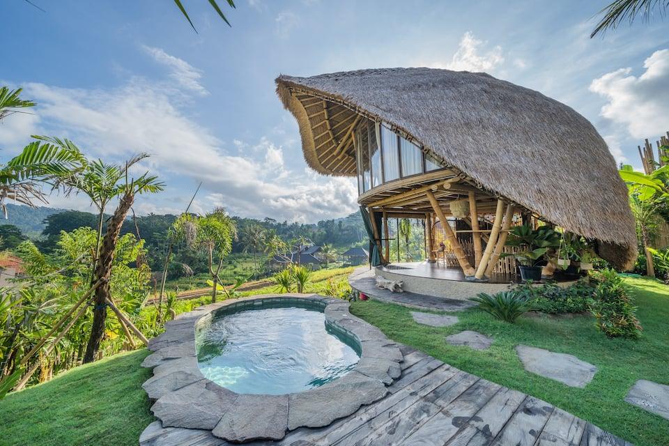 Treehouse Airbnb Bali