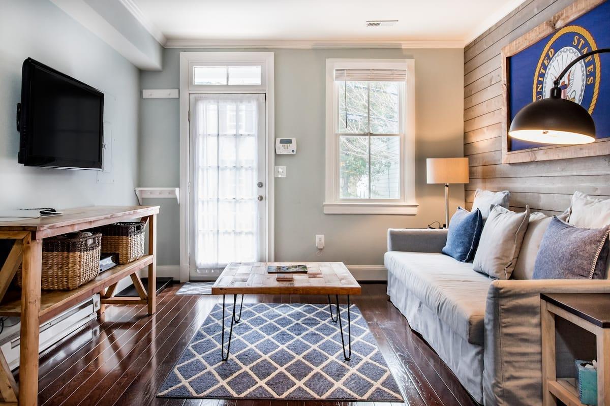 Unique Airbnb Annapolis