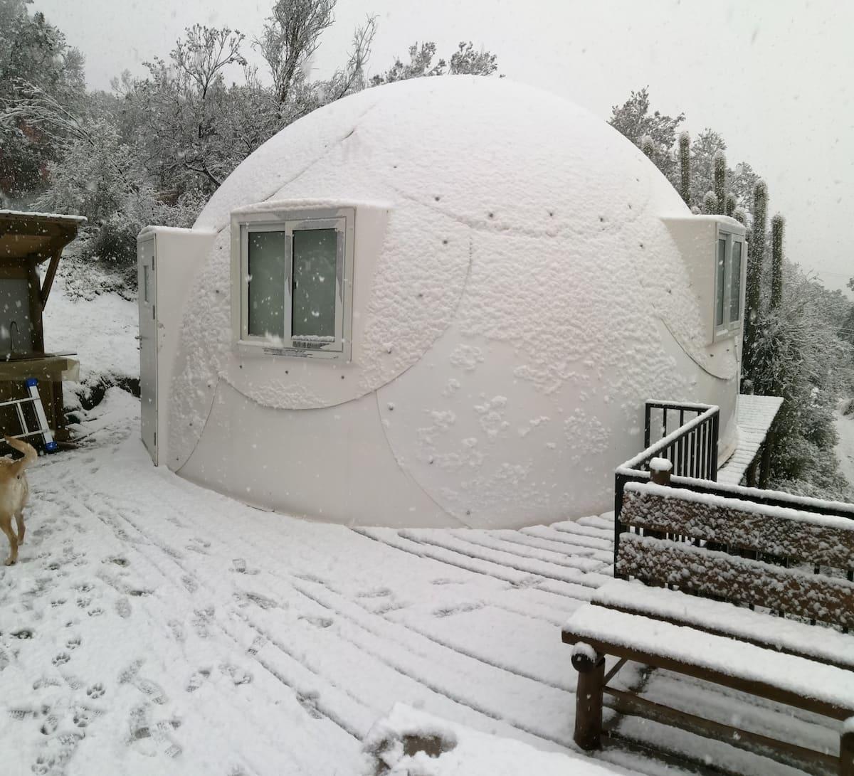 Unique Airbnb Dome