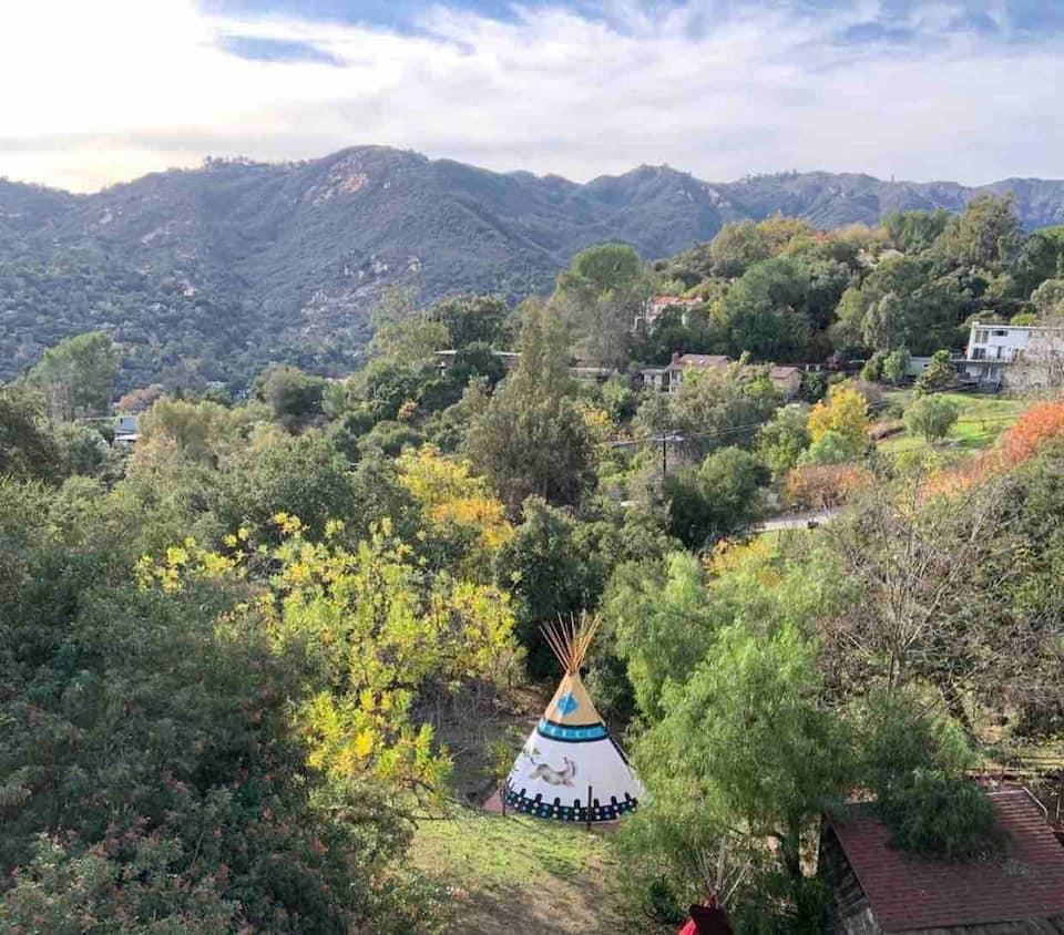 Unique Airbnb Los Angeles