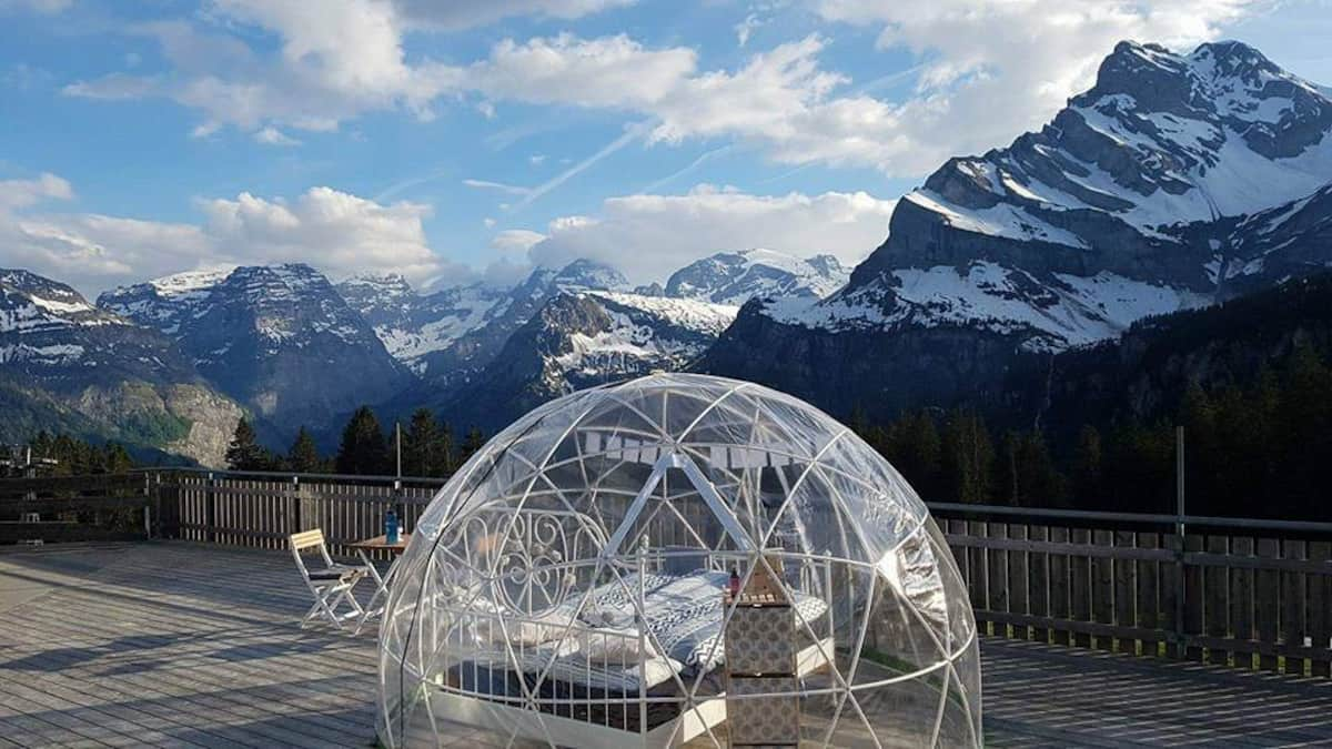 Unique Airbnb Switzerland