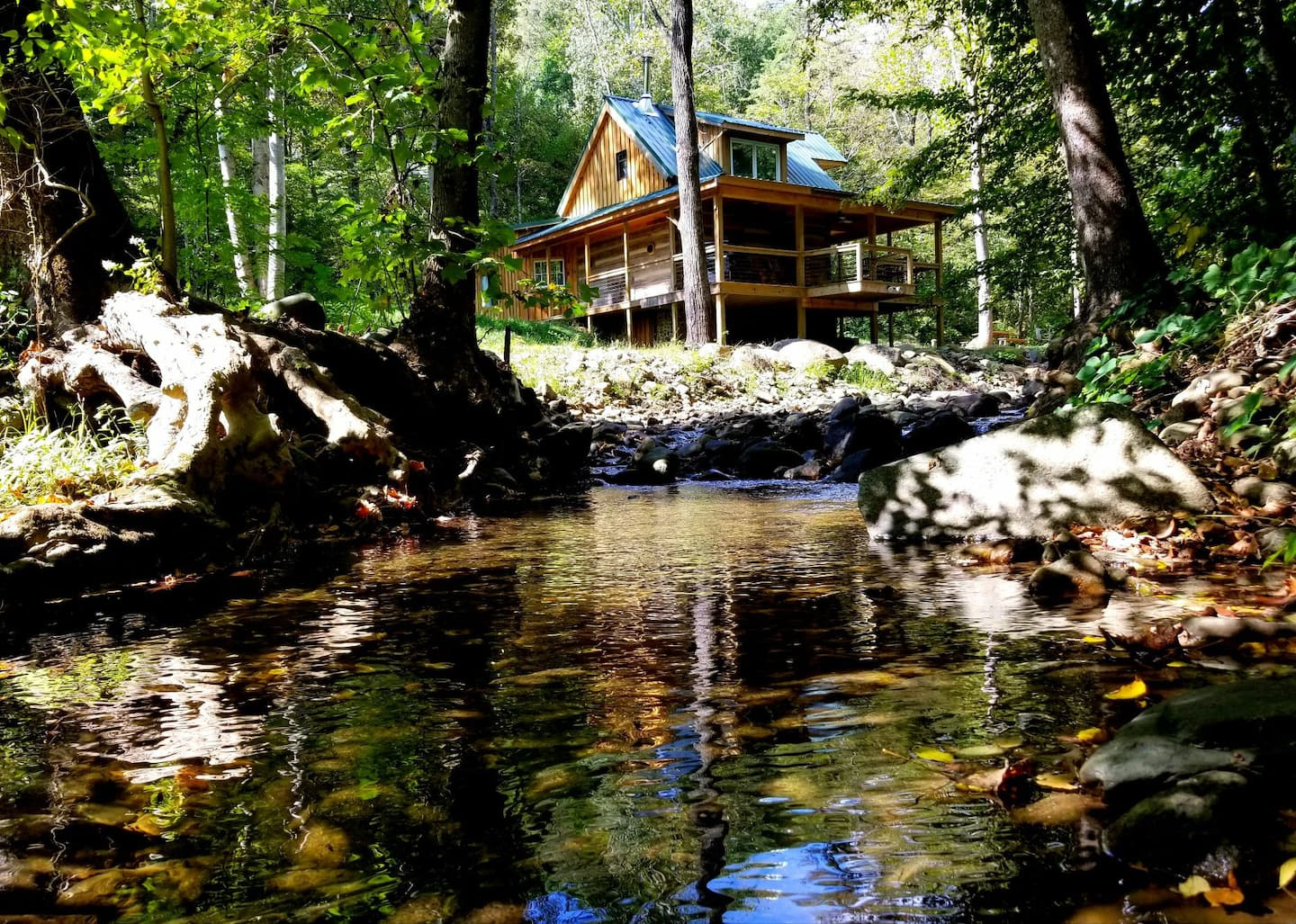 Unique Cabin Airbnb Virginia
