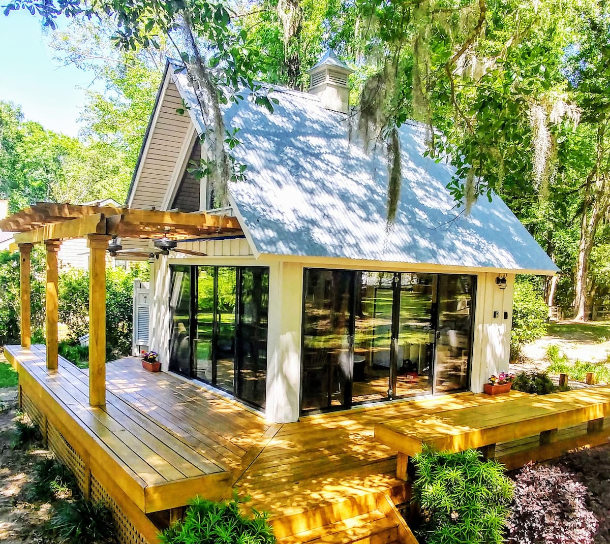 Unique Cabin Rental in South Carolina