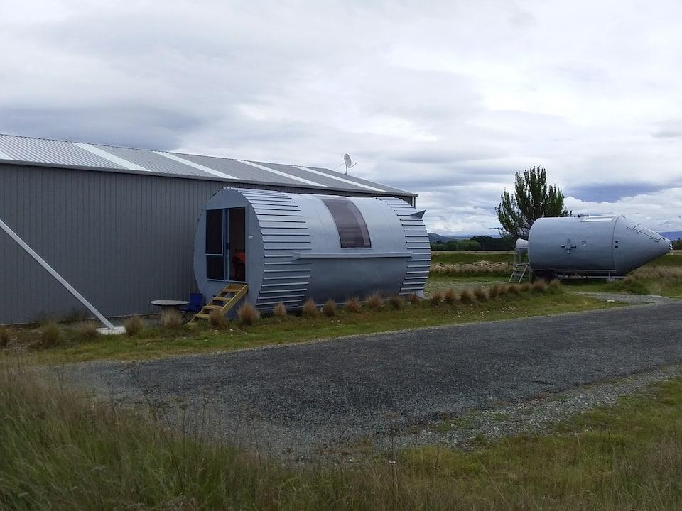 Unique New Zealand Airbnb