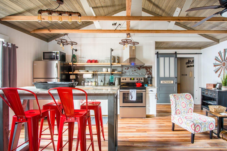 Unique South Carolina Airbnb Rentals