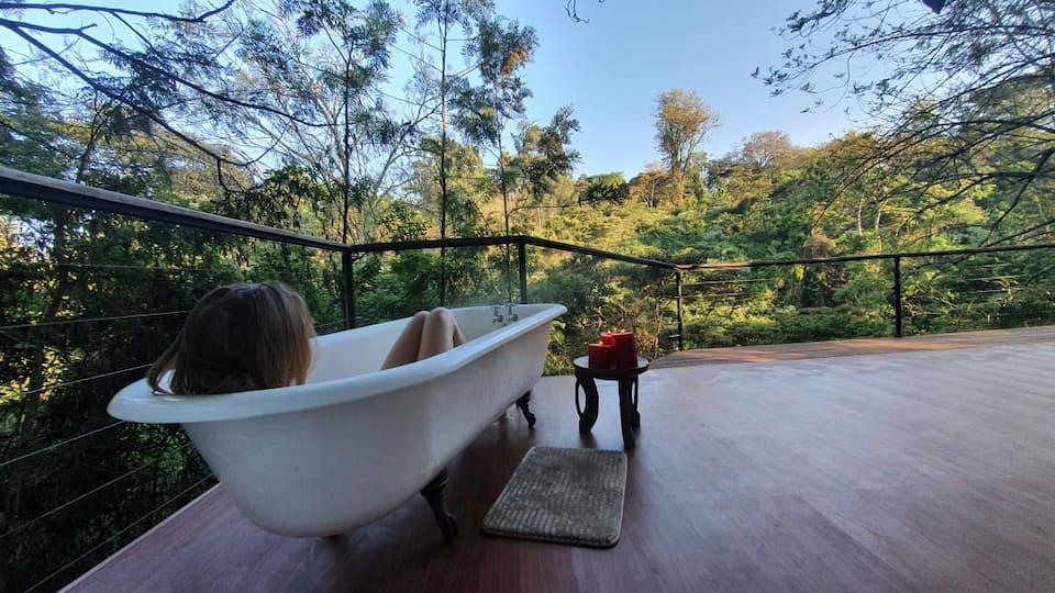 Unique Treehouse Airbnb