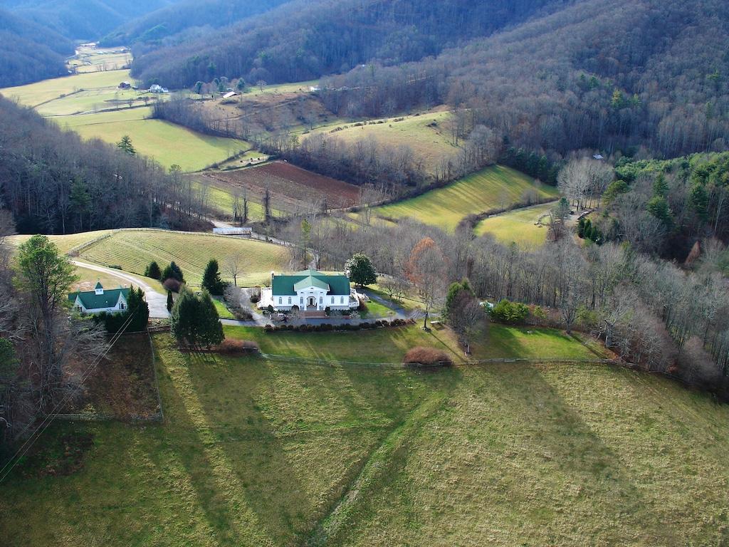 asheville north carolina private estate luxury vacation rental