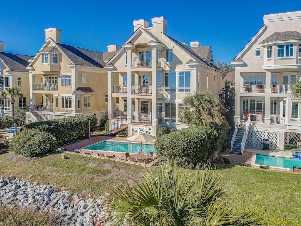 hilton head island south carolina luxury beach house