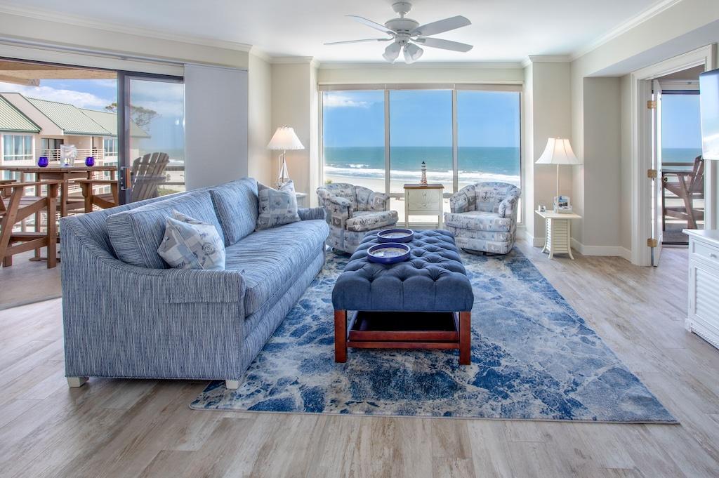 hilton head island south carolina luxury oceanfront penthouse
