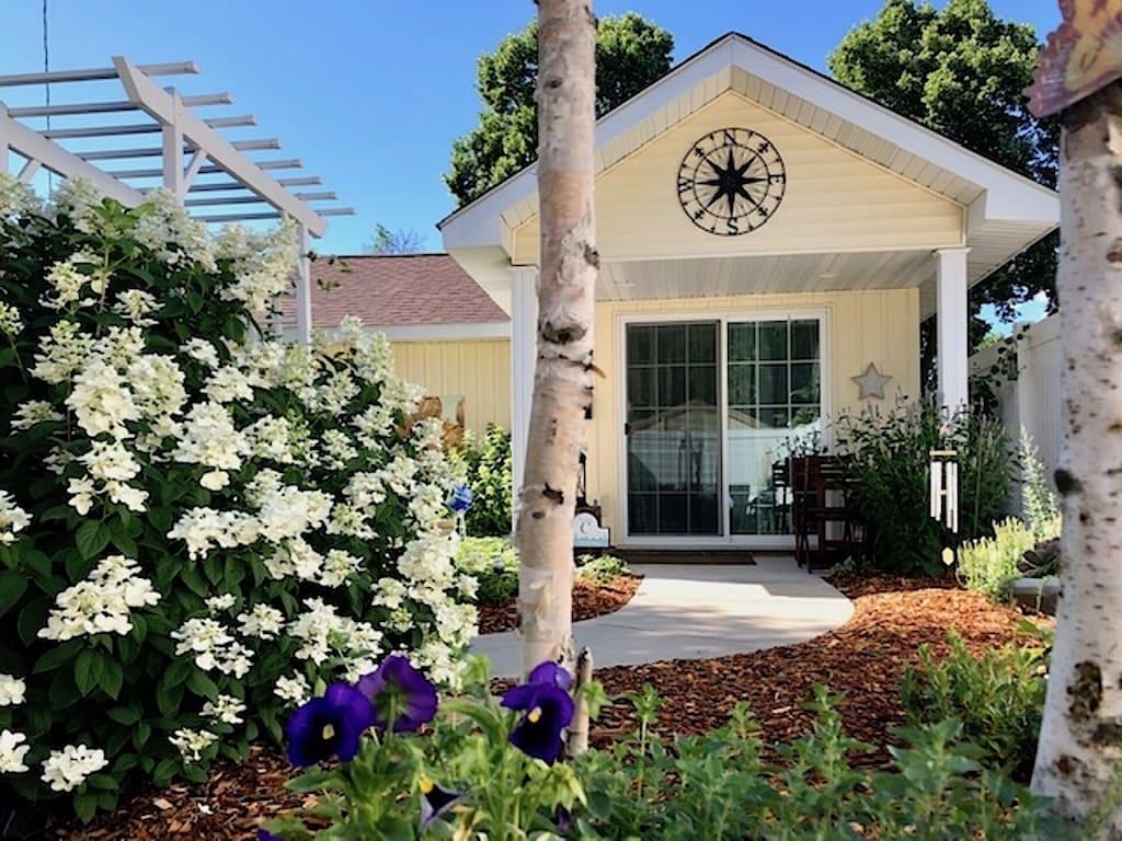 minneapolis minnesota cottage vacation rental
