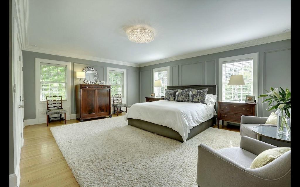 minneapolis minnesota luxury georgian mansion bedroom