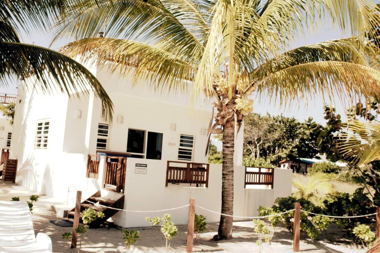 Beachfront Airbnb Belize