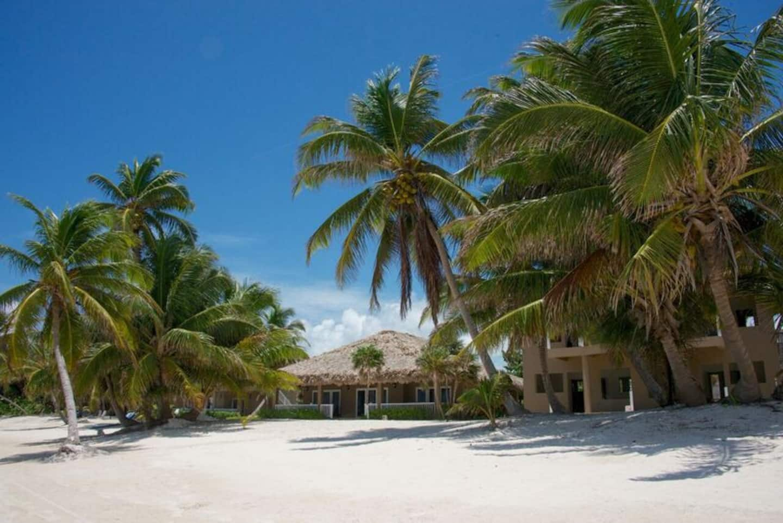 Beachfront Luxury Airbnb Belize