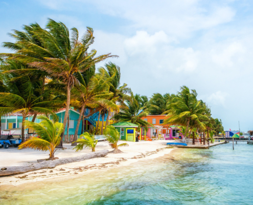 Airbnbs in Belize