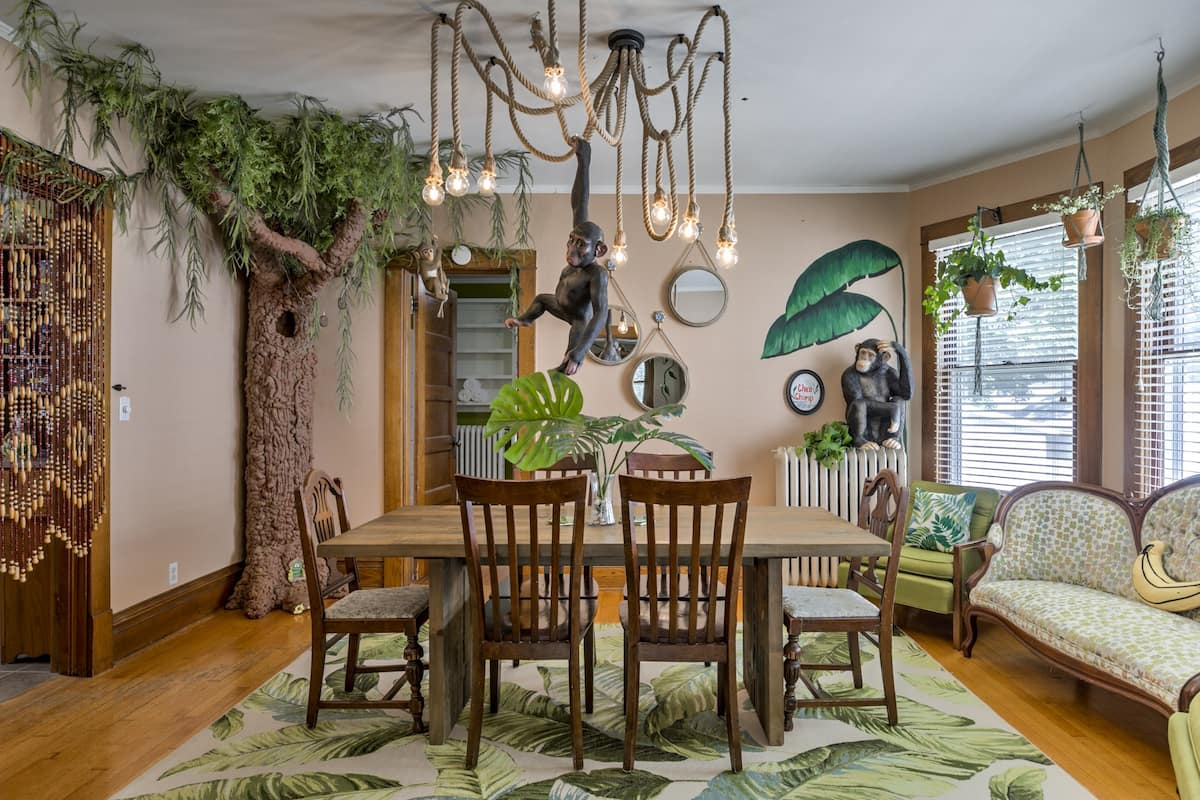 Best Unique Airbnb in Omaha