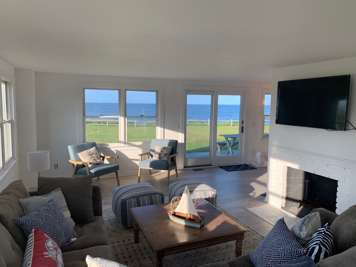 Block Island Airbnb for Large Groups