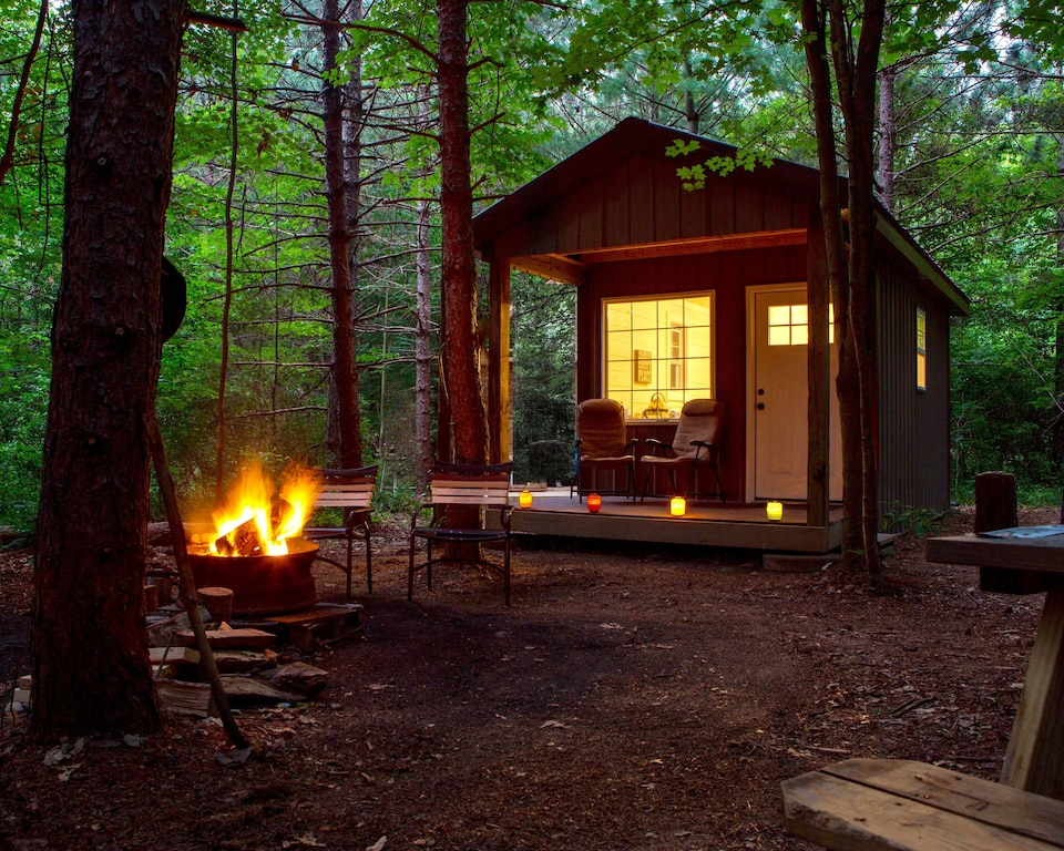 Cabin Finger Lakes NY
