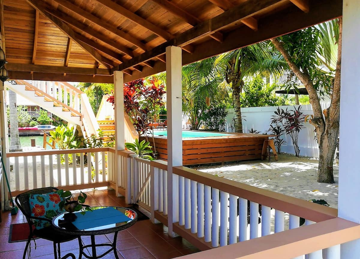 Cool Belize Airbnb