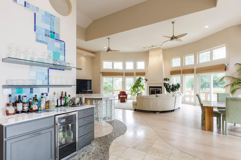 Luxury Airbnb Omaha Nebraska