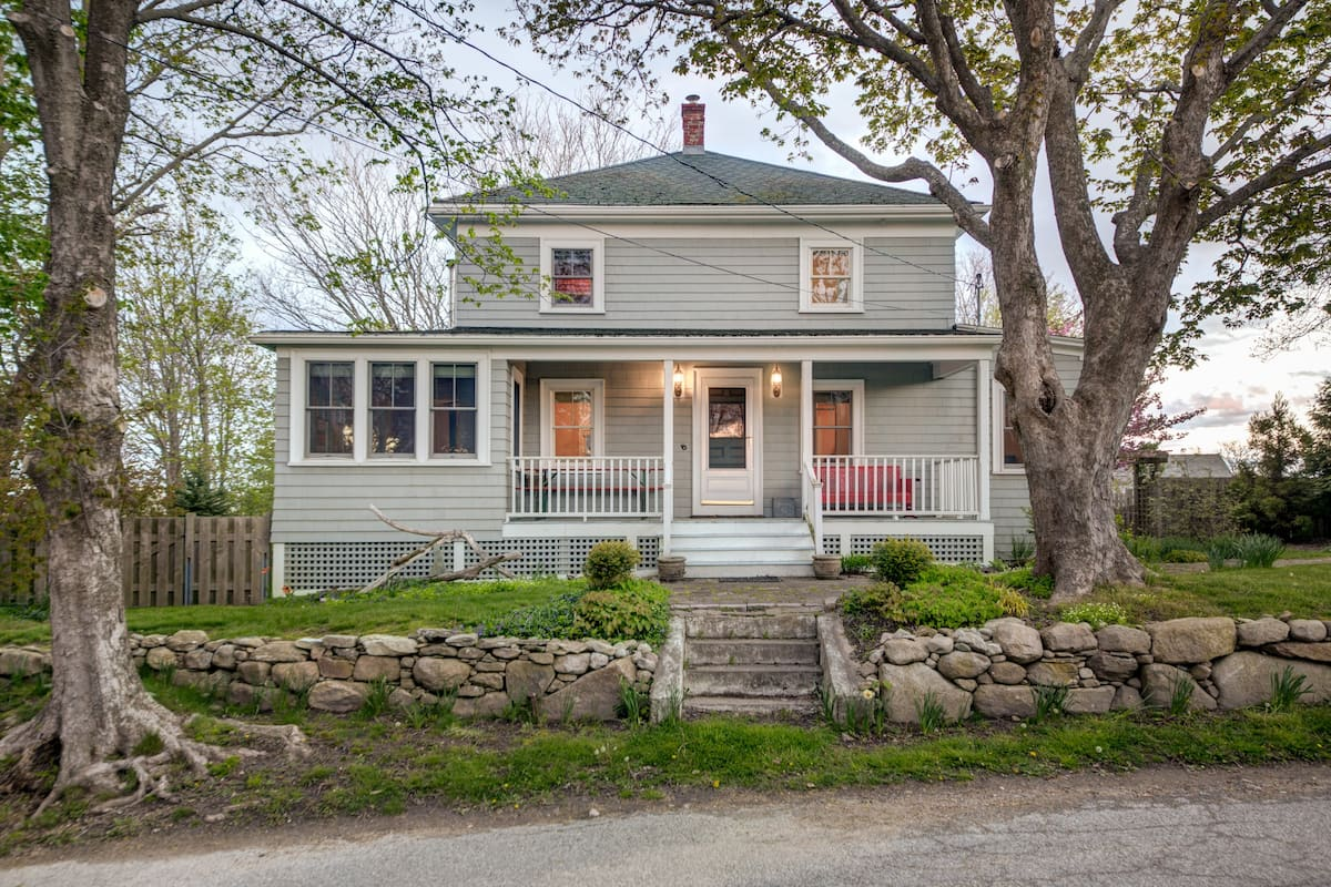 Luxury Airbnb in Block Island Rhode Island