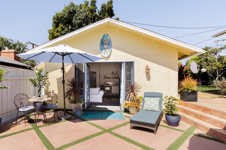 Santa Monica Guest House Airbnb