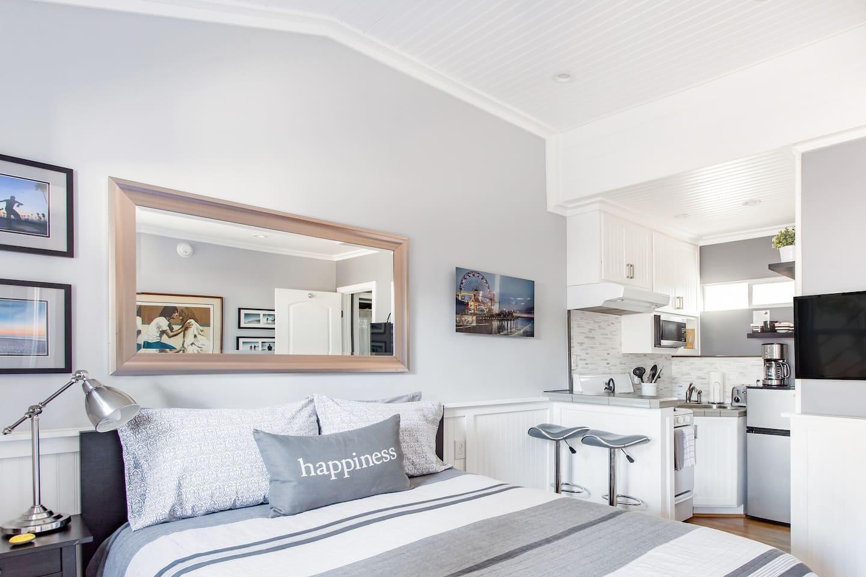 Santa Monica Studio Apartment Airbnb