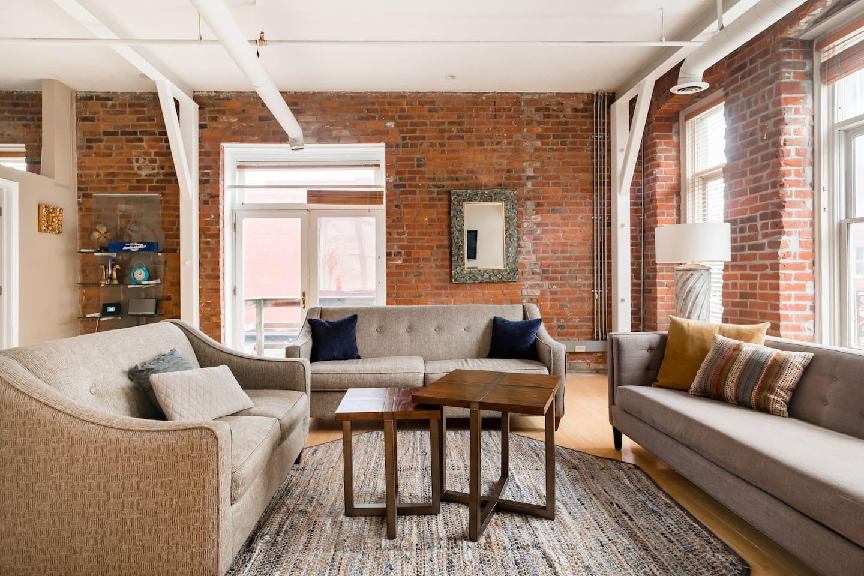 Stylish Airbnb Omaha Nebraska