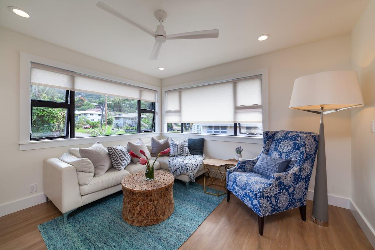 Stylish Airbnb in Honolulu Hawaii