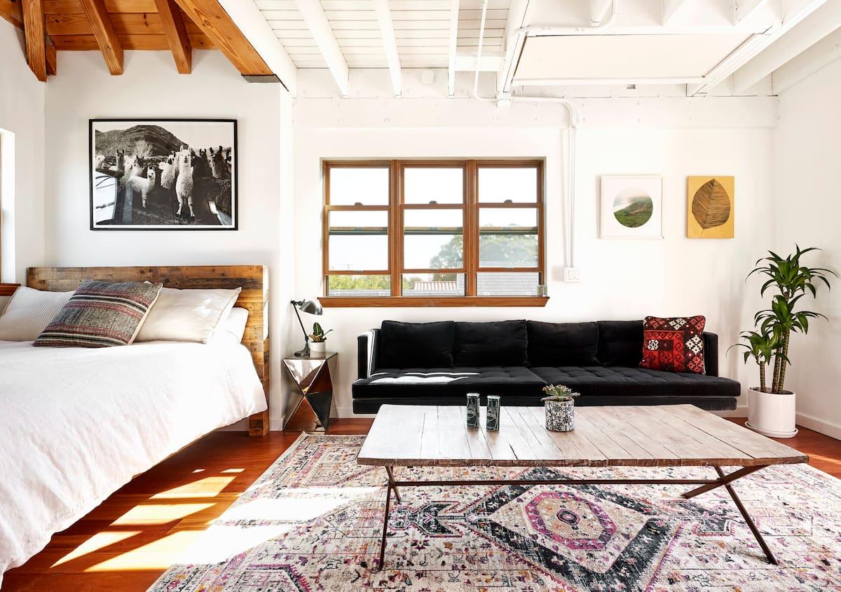 Unique Santa Monica Airbnb