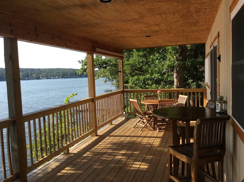 Waneta Lakeside Cottage