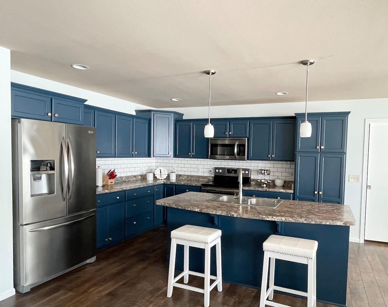 Airbnb Madison Kitchen