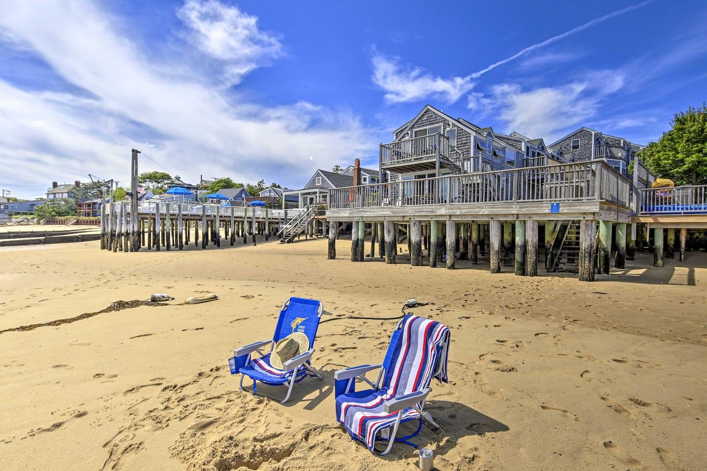 Airbnb Provincetown Beachfront
