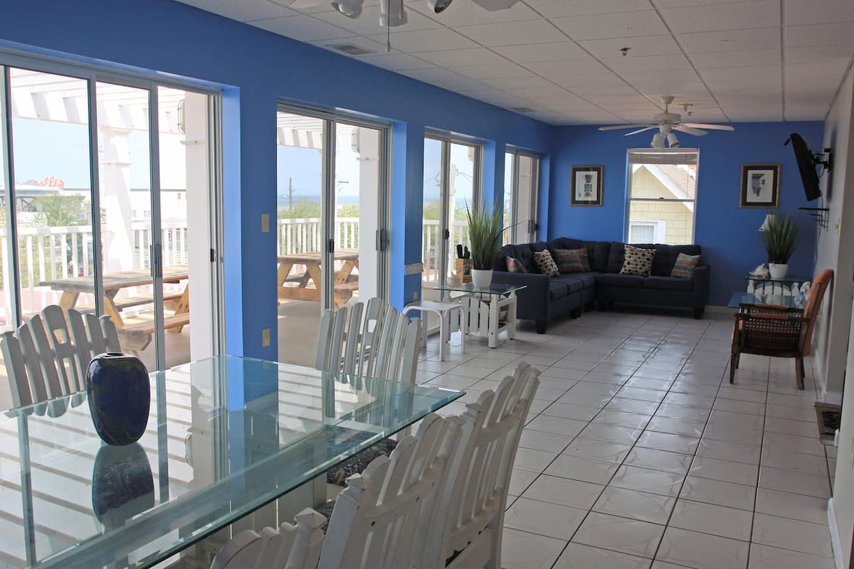Airbnb in Rehoboth Beach for Large Groups