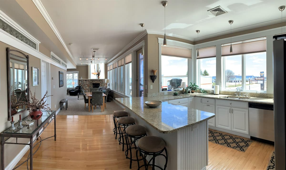 Airbnb near Mackinac Island
