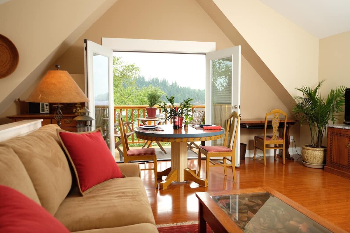 Bainbridge Island Studio Apartment Airbnb